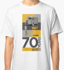 Citroen HY Van 70th Anniversary Graphic Artwork Classic T-Shirt