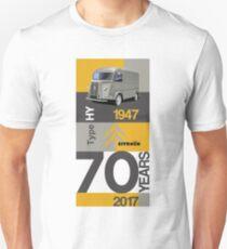 Citroen HY Van 70th Anniversary Graphic Artwork Unisex T-Shirt