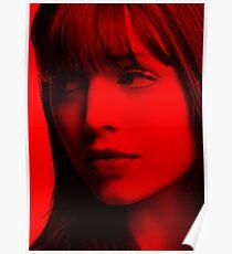 Eliza Dushku - Celebrity (Action Pose) Poster