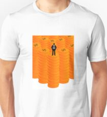 rich man money T-Shirt