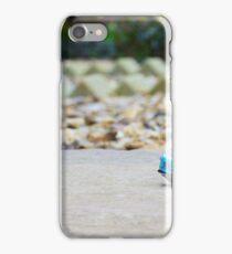 Ice cream van iPhone Case/Skin