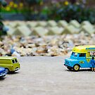 Ice cream van by twinnieE