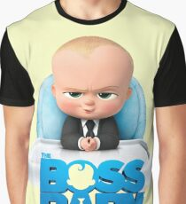 The Boss Baby movie Graphic T-Shirt