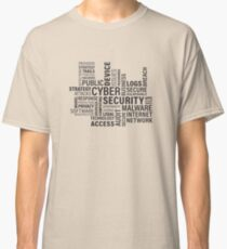 Ciber Security Internet Classic T-Shirt