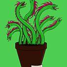 « Hydra - Evil plant » par Astrono