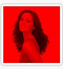 Eliza Dushku - Celebrity (Stylish Pose) Sticker