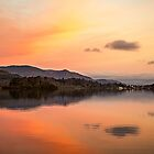 Derwentwater Sunrise by David Lewins