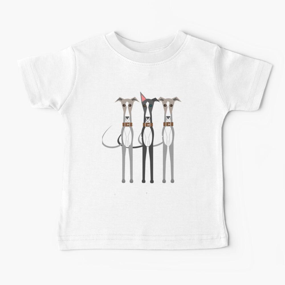 Three fine boys Baby T-Shirt