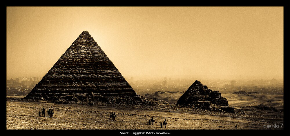 Egypt HDR by cienki7