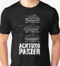 ACHTUNG PANZER T-Shirt