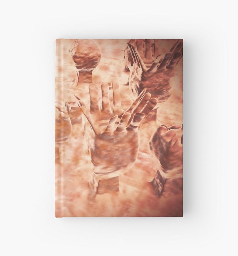 Cuadernos de tapa dura «Vista microscópica de las papilas gustativas ...