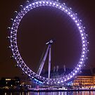 London Eye by David Elliott