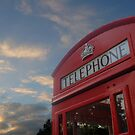 Phone box by David Elliott