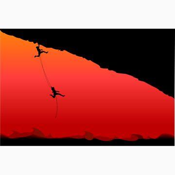 Cliffhanger by nimnochka