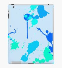 Splash Art  iPad Case/Skin