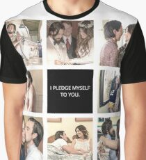 Aesthetic: Jack and Rebecca (This Is Us) Graphic T-Shirt