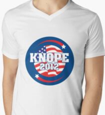 Knope 2012 Campaign  Men's V-Neck T-Shirt
