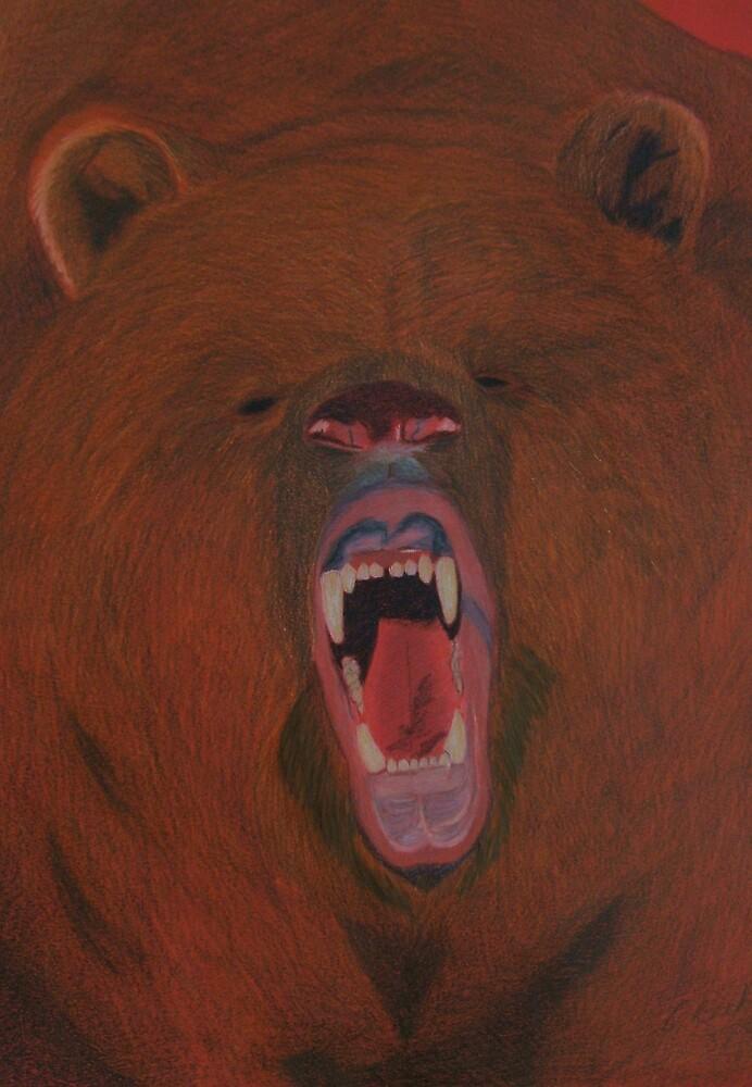 Yawn by Catherine Brock