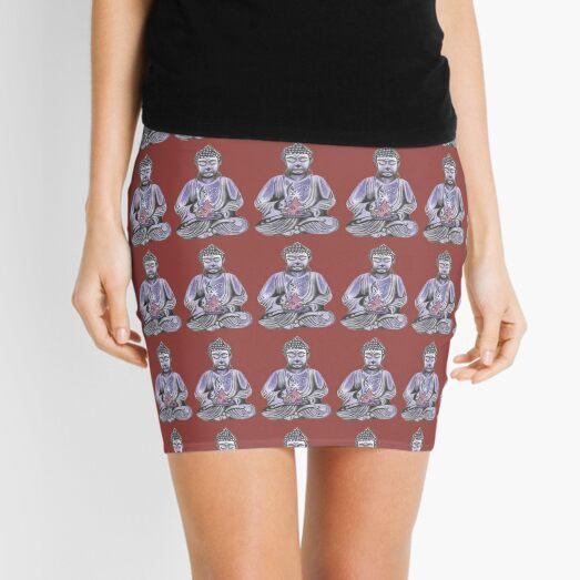 Peace and Goodwill - Design 2 Mini Skirt