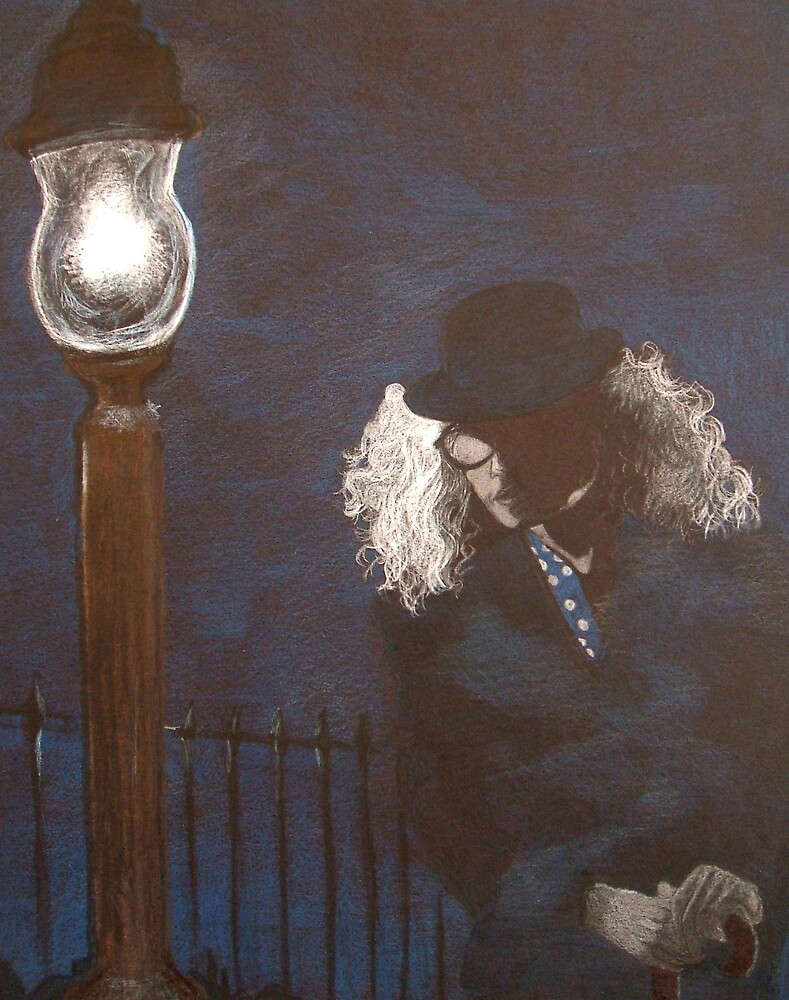 Lamplight by Catherine Brock