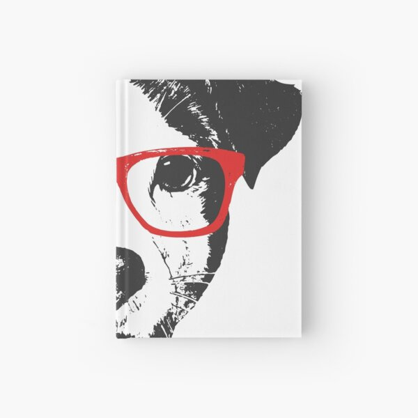 Dog Hardcover Journal