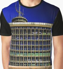 Fremantle Port Authority Building  Graphic T-Shirt