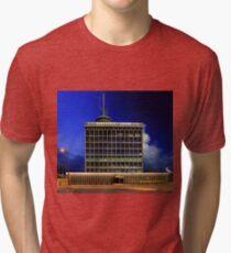 Fremantle Port Authority Building  Tri-blend T-Shirt