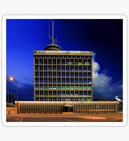 Fremantle Port Authority Building  Sticker