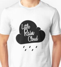 Little Black Rain Cloud Unisex T-Shirt