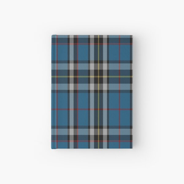 02738 Thomson Dress (Blue) Clan/Family Tartan Hardcover Journal