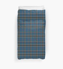 02738 Thomson Dress (Blue) Clan/Family Tartan Duvet Cover