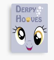Derpy Hooves Canvas Print