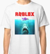 jaws roblox Classic T-Shirt