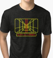 Stay on Target Tri-blend T-Shirt