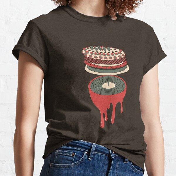 Laisse le saigner T-shirt classique