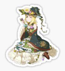 Dispensation of Love Mari Ohara Sticker