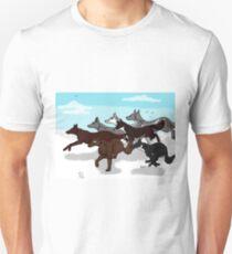 ACW Running Wolf Pack Unisex T-Shirt