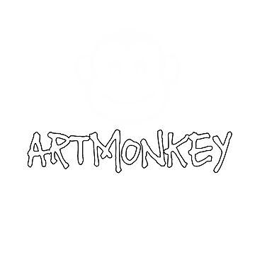 Art Monkey by zenbubble