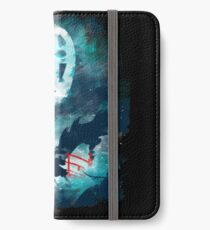 God of the swift amber river iPhone Wallet/Case/Skin