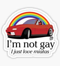 Miata Sticker
