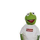 Kermit Supreme by jzburger