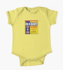 Old Baby One Piece - Short Sleeve