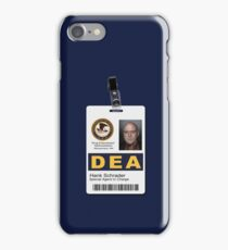 Special Agent in Charge V2 iPhone Case/Skin