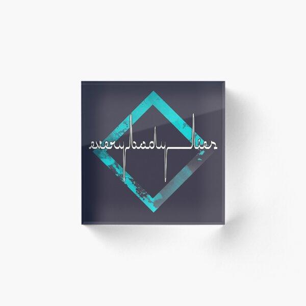 Dr. House - Everybody Lies Acrylic Block