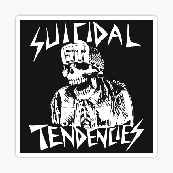 Suicidal tendencies Sticker
