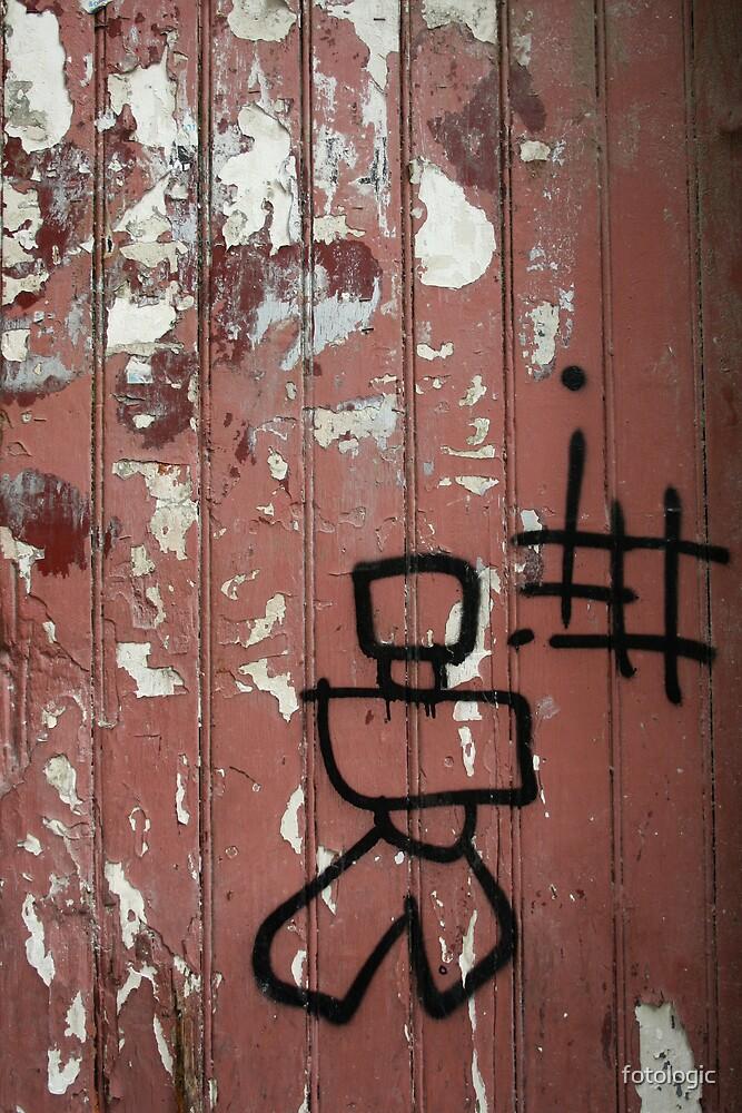 Red Door by fotologic