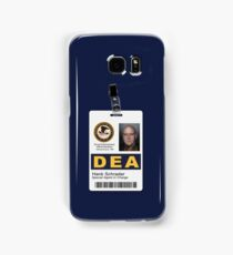 Special Agent in Charge Samsung Galaxy Case/Skin