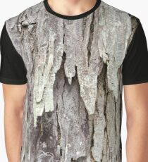 Hickory Abstract Graphic T-Shirt
