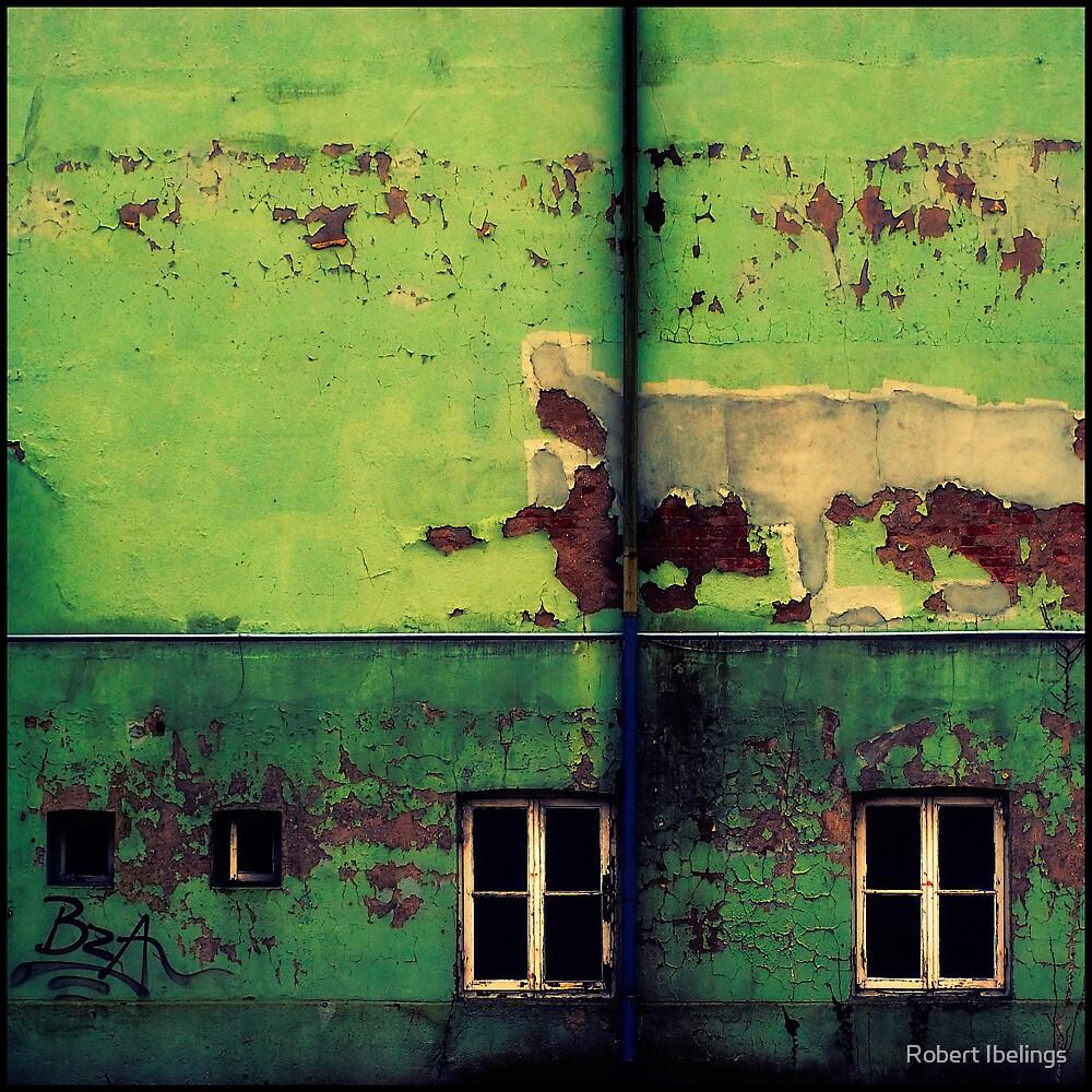 Vier Fenster by Robert Ibelings