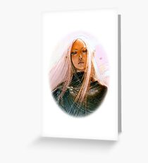 Claymore Irene Greeting Card